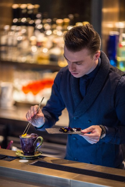 Wonderland Moments - created by lead bartender | Blue Fox The Bar
