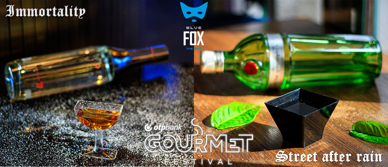Gourmet Festival Budapest with Blue Fox The Bar